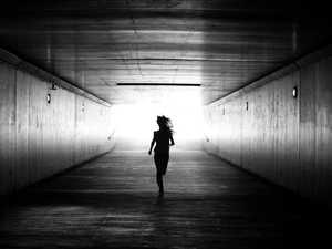 Rapist's sick trap for jogger