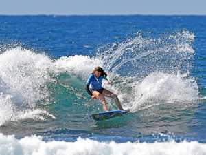 Billabong Parko's Grom Stomp