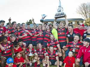 Roosters crow once again to A-grade glory