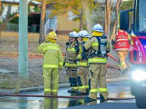 Fire crews called to abandoned Barney Point house fire