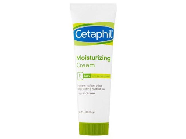 Cetaphil's super-hydrating moisturising cream.