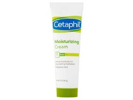 Cetaphil's super-hydrating moisturising cream.