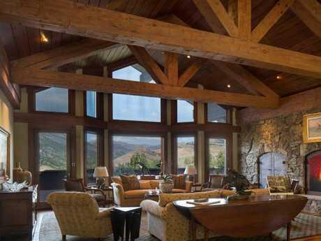 Serenity Lodge Ketchum at Sun Valley. Idaho.