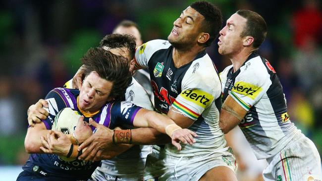 Are Penrith back? Photo by Michael Dodge/Getty Images.