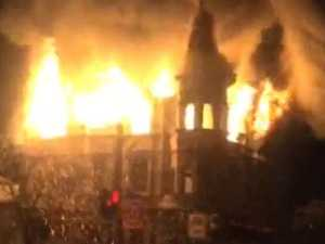 Trad: Why are our heritage sites mysteriously burning down?