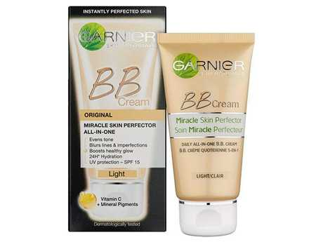 The Garnier BB Cream is great but only comes in two colours.