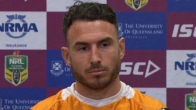 Darius Boyd has defended Ben Hunt.