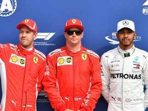 Daggers in Vettel's scolding radio slap