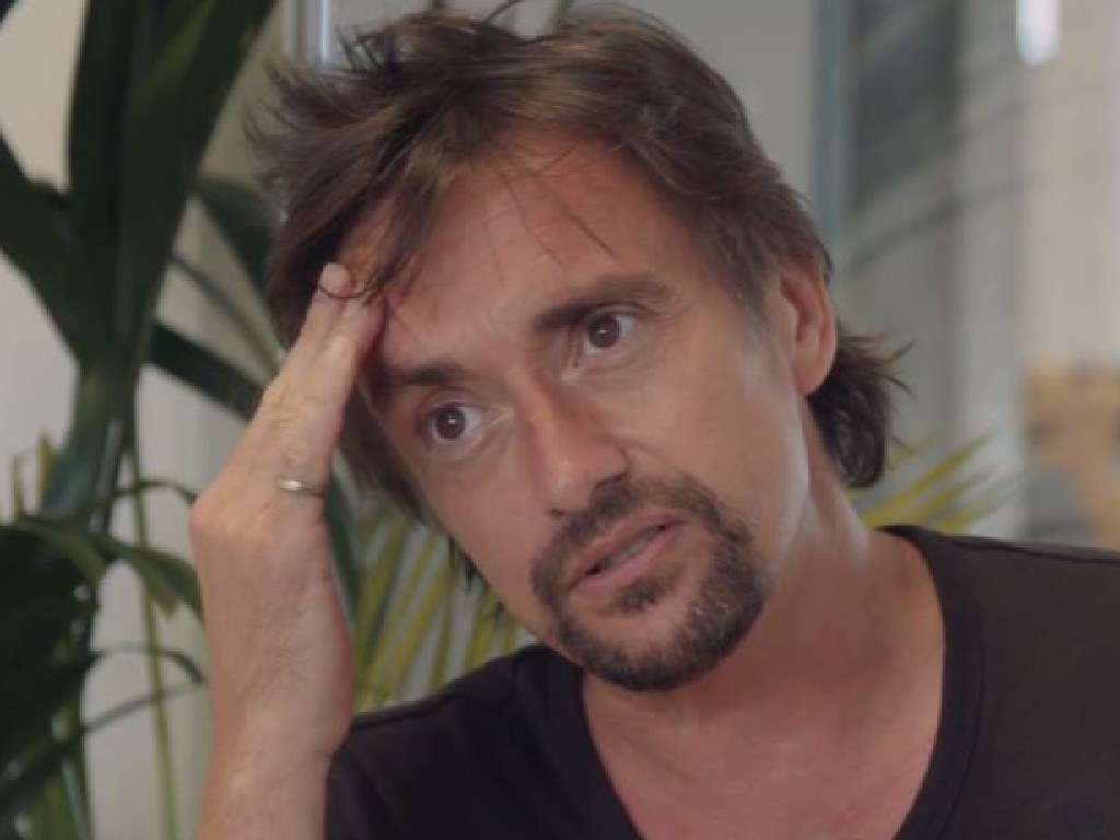 Richard Hammond has had his share of driving scares. Picture: DriveTribe