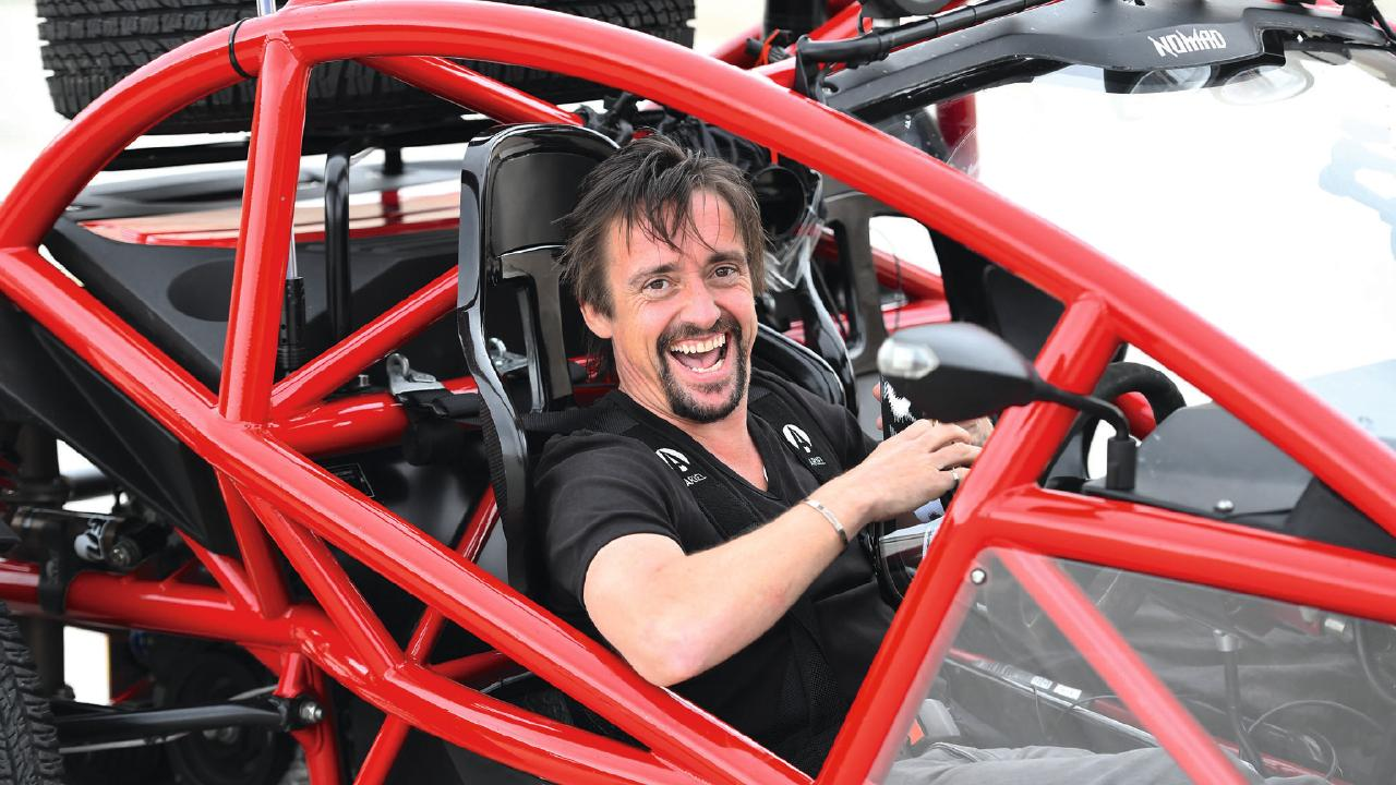 Richard Hammond, from The Grand Tour. Picture: Amazon Prime and Channel 7