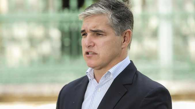 KAP State leader Robbie Katter is yet to respond to Premier Annastacia Palaszczuk's announcement she will withdraw funding from the party.