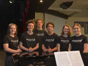 Downland's a capella group prepares to take national stage