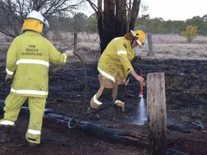 BREAKING: Crews en route to Kingaroy fire