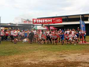 Proserpine runs as one for Cystic Fibrosis