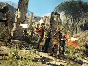 'By jingo': Strange Brigade gamers hunt treasure, mummies