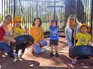 Celebrations as kindy turns big 3-0