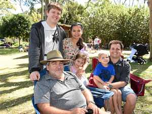 GALLERY: Father's Day in the park
