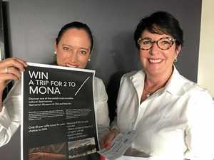 Win the ultimate art tourism trip to Tasmania