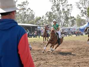 First state victory for polocrosse pair for seven years