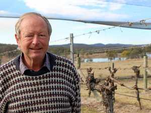 Winery needs rain for more than just production