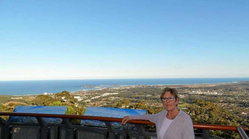 SEALY SHOWCASE: Jenny Beatson at Sealy Lookout.