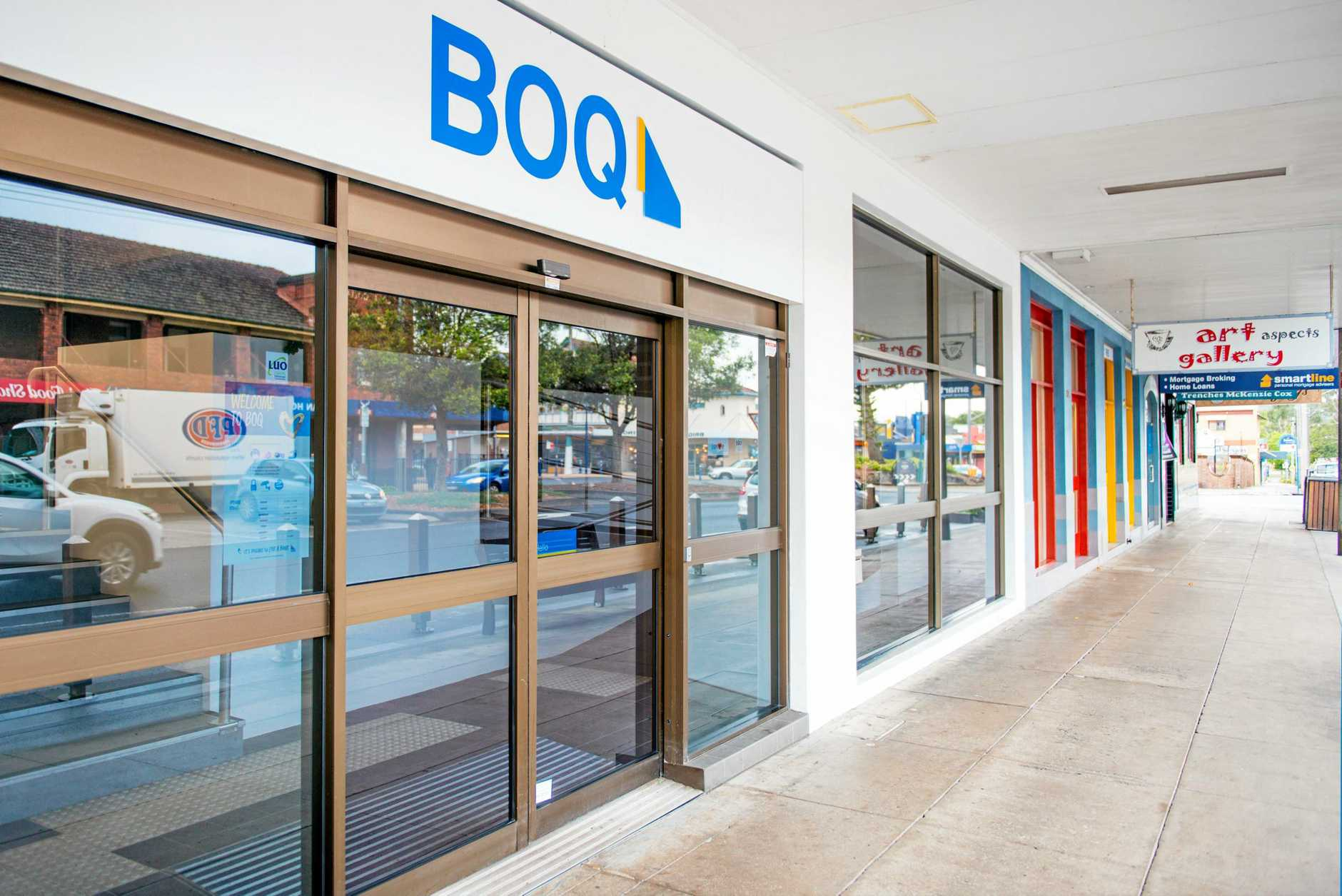 HOT PROPERTY: A Sydney investor was so impressed by the value to be had in the Lismore CBD and it's robust future, the investor snapped up a property at 100-104 Woodlark St, for $1,050,000 at the end of August.
