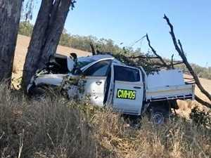 Medical condition blamed for fatal Burnett Hwy crash