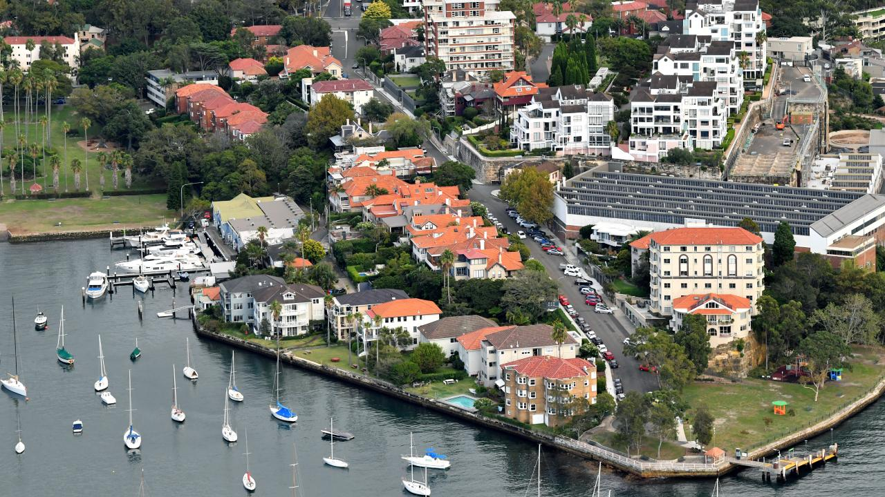 People are leaving Sydney because it's too expensive to buy a house. Picture: Joel Carrett/AAP