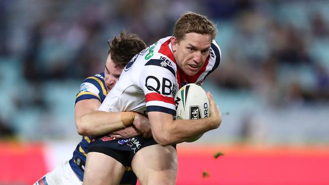 Mitch Aubusson says the Roosters can't wait for the finals. Picture: Getty Images