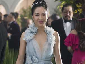 Crazy Rich Asians storms Aussie box office