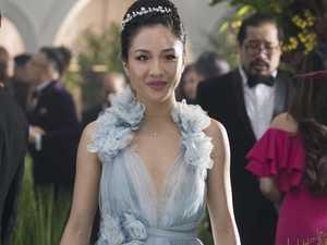 Crazy Rich Asians storms Aussie box office