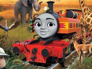 Why is the UN coming for Thomas the Tank Engine?