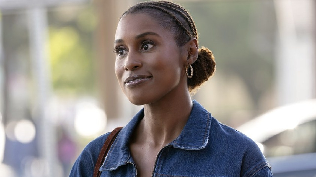Issa Rae co-created Insecure with Larry Wilmore