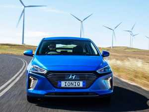 Hyundai Ioniq comes with plug-in, EV or hybrid engine option