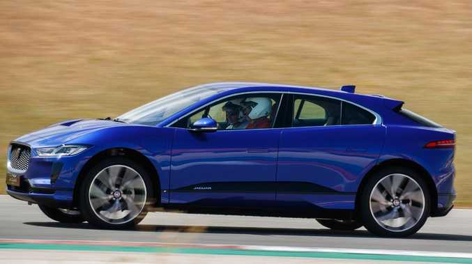 Prince Charles keeping I-Pace with greenies with $107000 Jag