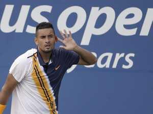 Kyrgios won't play for Australia in Davis Cup