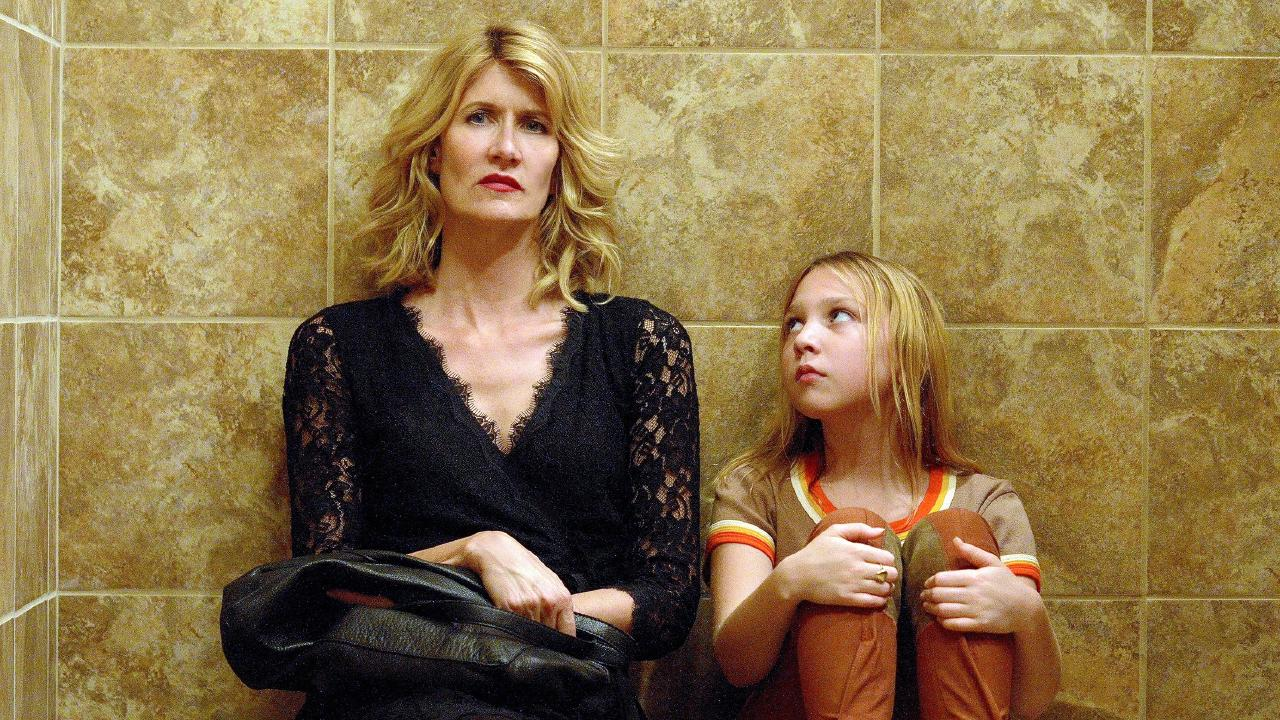 Laura Dern is favourite to pick up an Emmy this month for her role in The Tale.