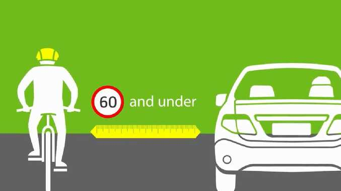 Passing law. Picture: Transport for NSW/YouTube