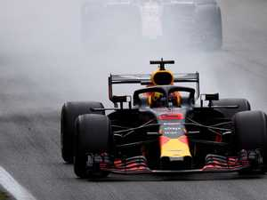 Ricciardo limps out of another grand prix
