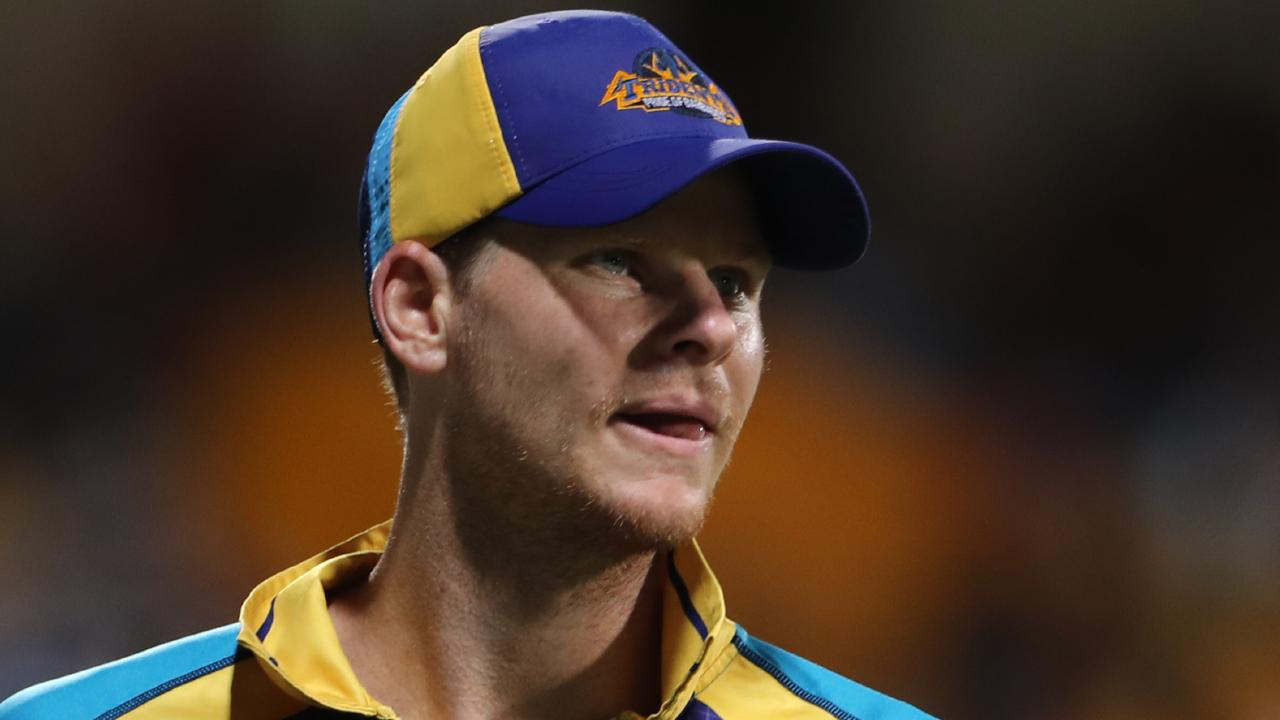 Steve Smith has been ruled out of the rest of the CPL season with an abdominal injury.