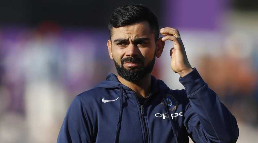 Virat Kohli: England were braver in tough situations than us.