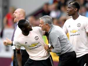 Shock for Spurs, respite for Mourinho