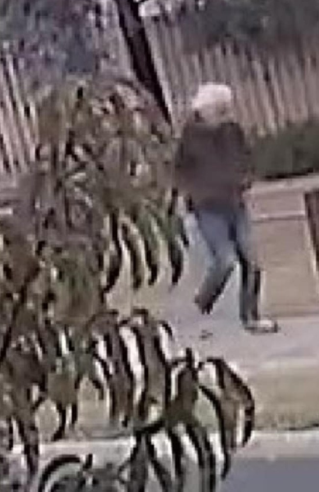The man police are looking for. Picture: Victoria Police