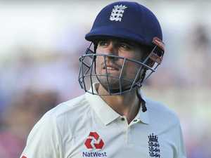 Cook to retire after series against India