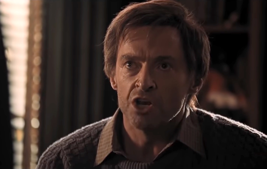Hugh Jackman in a scene from the first trailer for the movie The Front Runner.