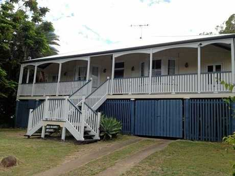 HOUSING ROYALTY: The residence at 6 Bauhinia Terrace at The Range in Rockhampton was once owned by original Mount Morgan Mine syndicate members William Knox D'Arcy and Thomas Skarratt Hall.