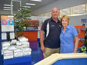 Couple's dive into pool care franchise pays off
