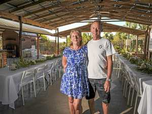 Wedding reception hideaway grows popular