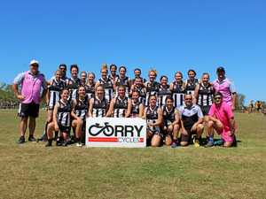 Mackay Magpies fly higher in finals