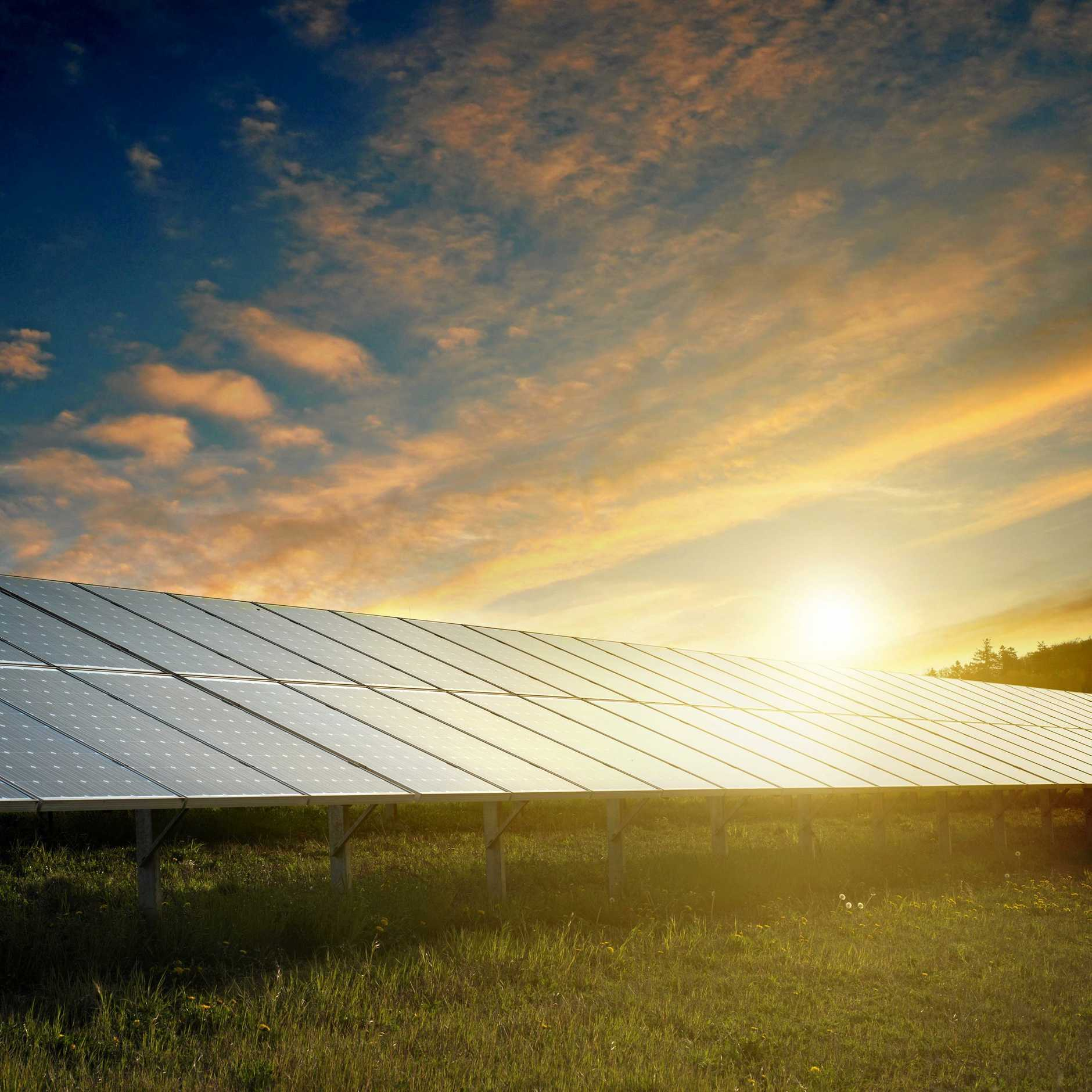 Hope is high the proposed solar farm will provide a huge boost to jobs in Gympie.